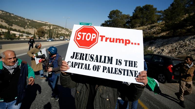 Moving US Embassy to Jerusalem – a War Crime? - Retrospect ..
