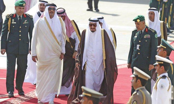 Qatar – Saudi Clash - Retrospect ...