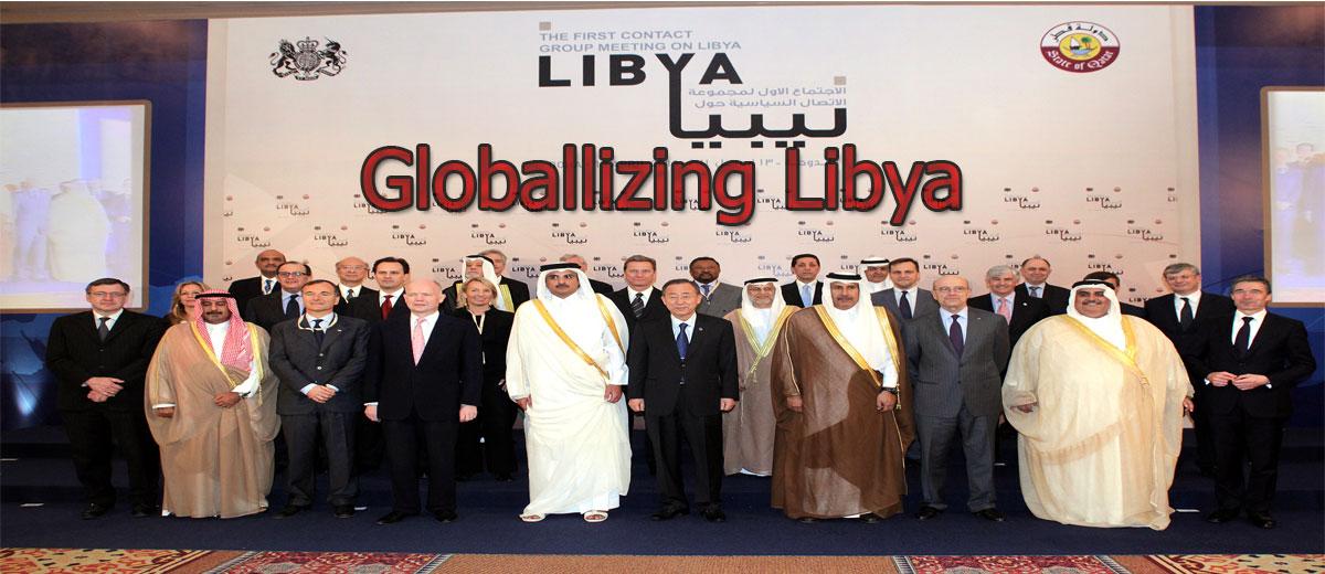 Libya — people or oil - Africa