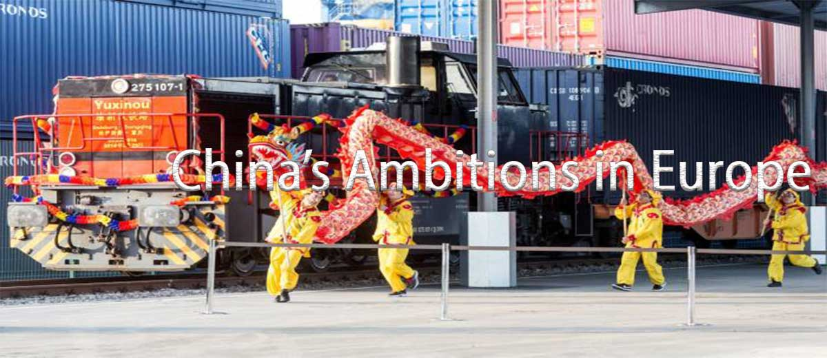 China's Ambitions in Europe - Europe