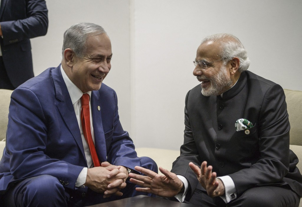 Israel India Nexus /Modi in Israel  - Retrospect .