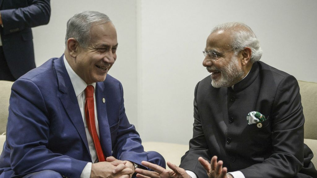 Israel India Nexus  / Modi Ready for Israel Visit - Retrospect ...