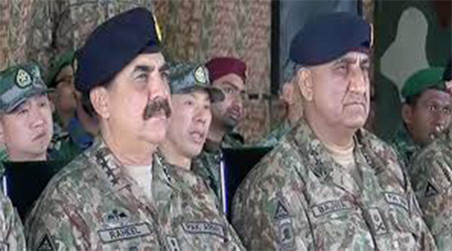 Pakistan/ Gen.Bajwa Vs Gen. Raheel - Retrospect ..