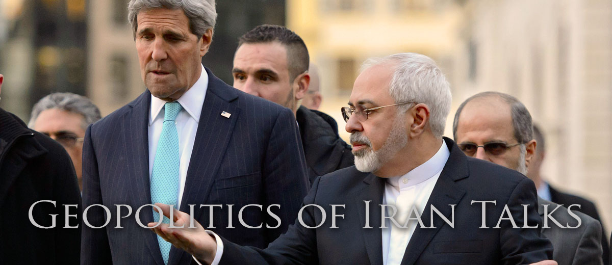 Geopolitics of Iran Talks  - Asia/Pacific