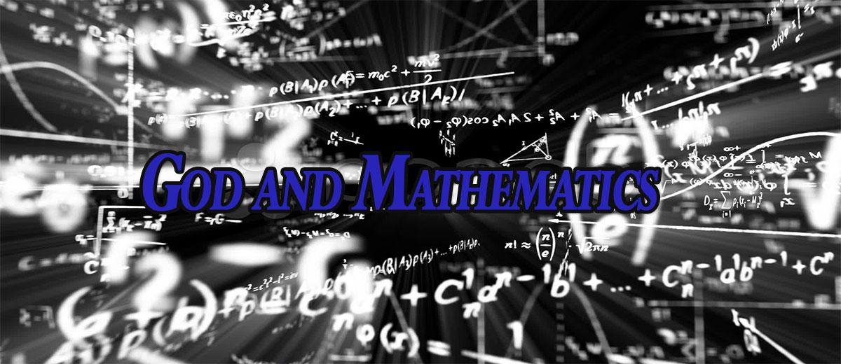 God and Mathematics - Philosophy