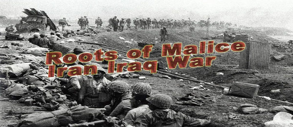 Iran Iraq War - Roots of Malice - Middle East