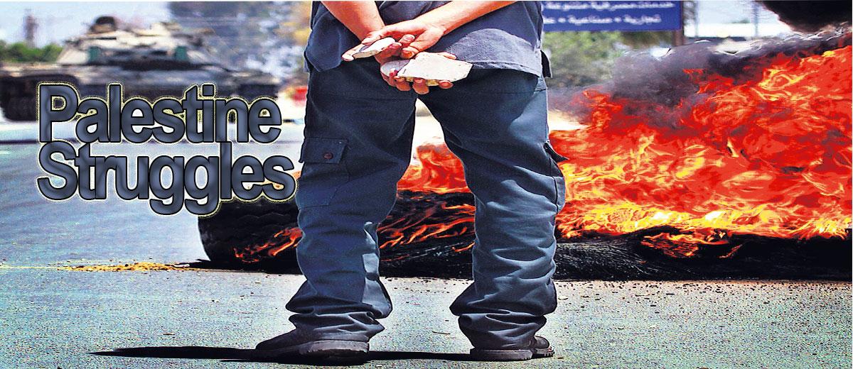 Palestine Struggles  - Palestine