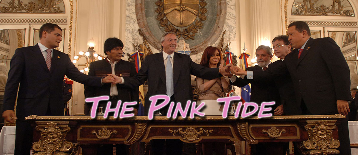The Pink Tide - Americas