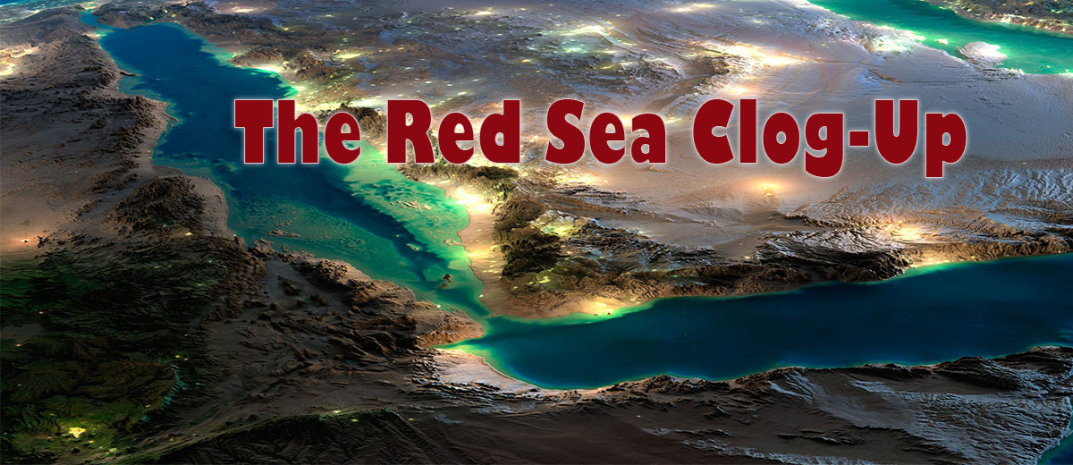 The Red Sea Clog-Up - Middle East