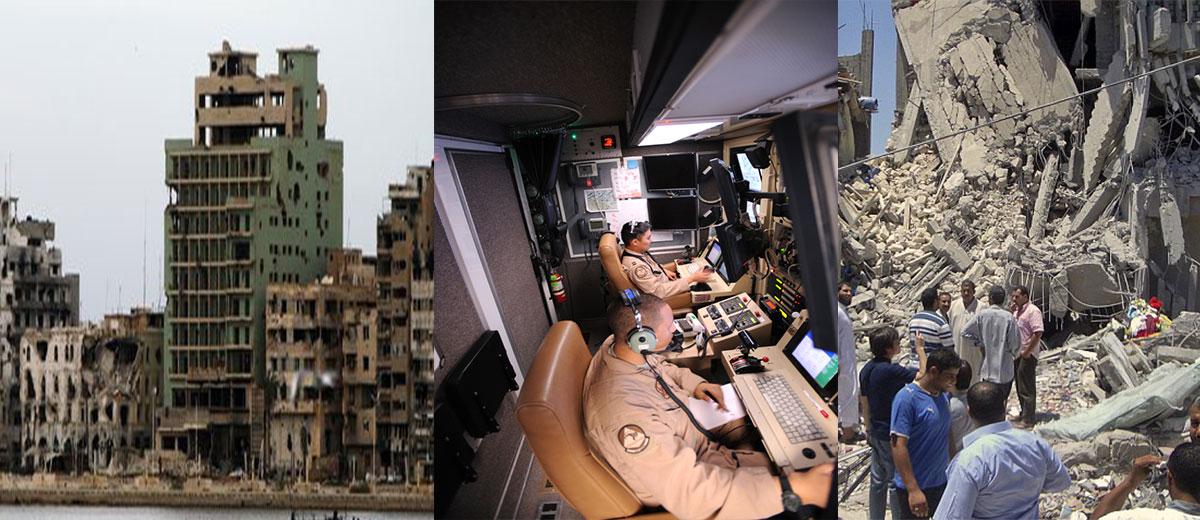 Libya - Perfect Playground for 5TH Generation Warfare - Retrospect ...