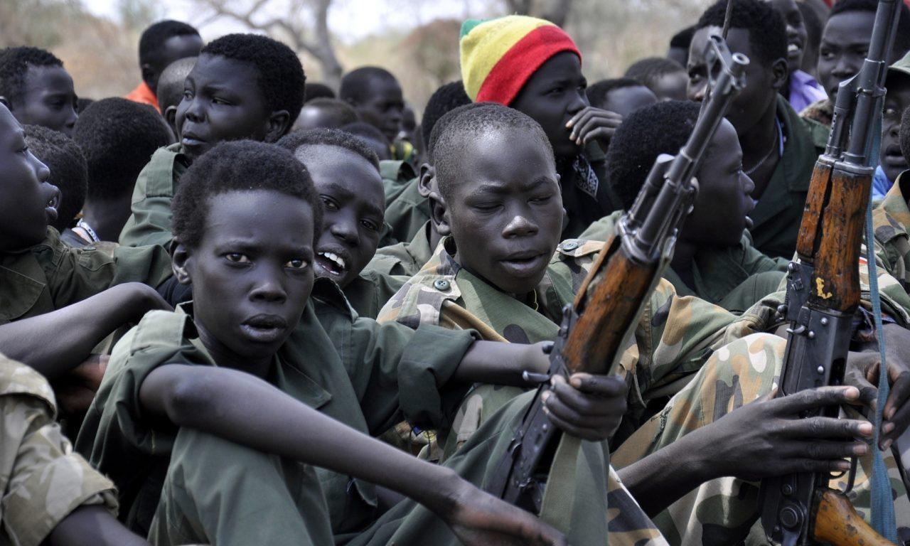 South Sudan 'Childhood under Attack' - Retrospect ...