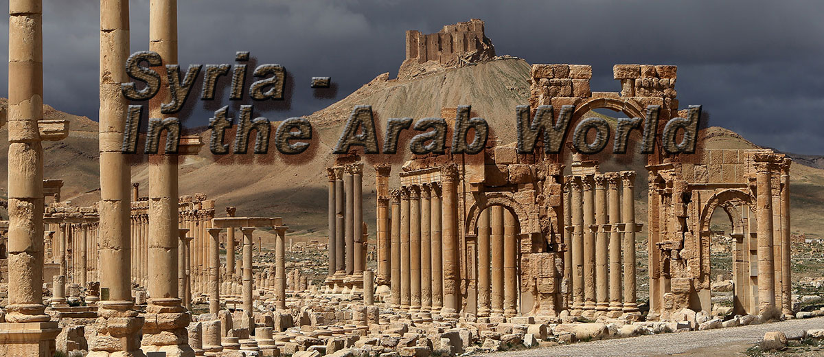 Syria – In the Arab World - Middle East