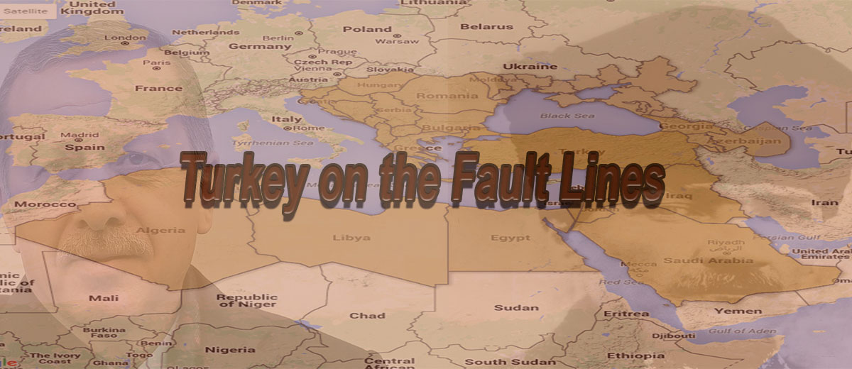 Turkey on the Fault Lines - Middle East