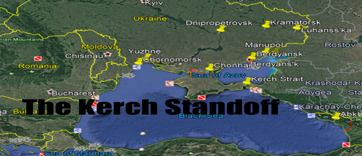 The Kerch Standoff - Europe