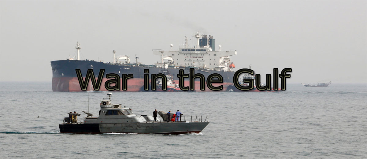 War in the Gulf - Middle East
