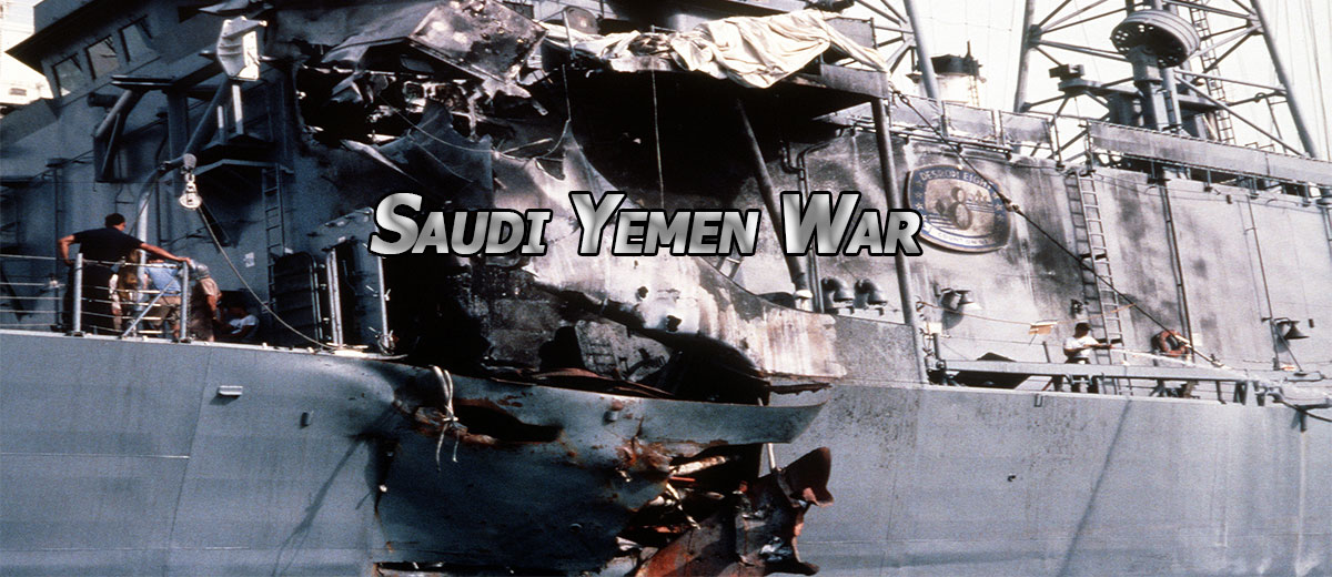 Geopolitics of Saudi Yemen War - Middle East