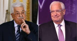 Abbas calls Freidman 'Son of a Dog' - Retrospect ..