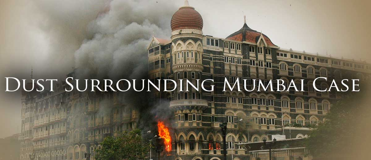 Dust Surrounding Mumbai Case - India