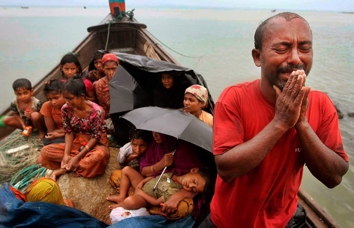 Burma - Silence Over Muslim Genocide - Asia/Pacific