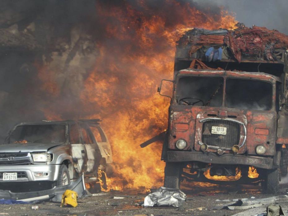 Al-Shabab Terrorists Attack Somalia Again - Retrospect ...