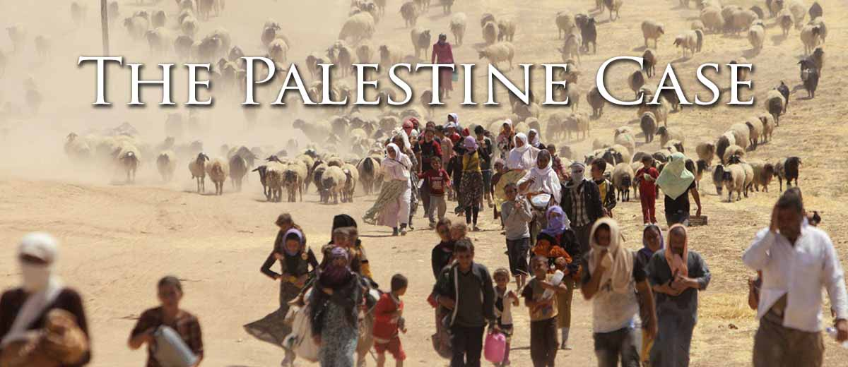 The Palestine Case - Palestine