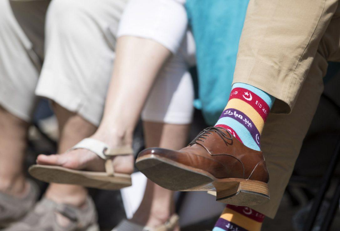 JustinTrudeau GayPride & EidSocks - Retrospect ..
