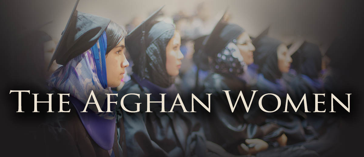 The Afghan Woman - Afghanistan